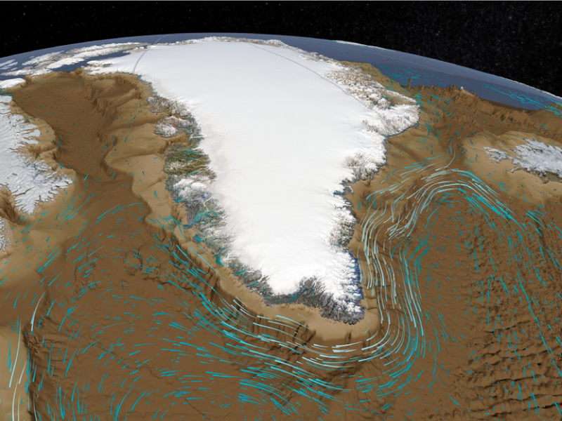 Greenland current